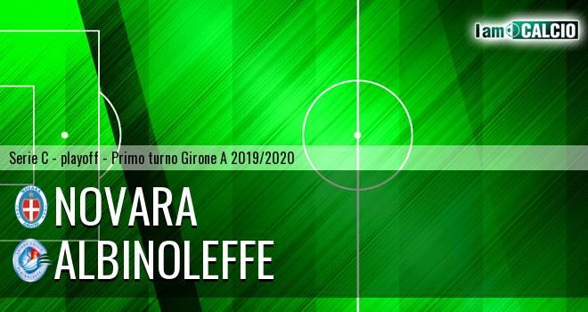 Novara - Albinoleffe 0-0. Cronaca Diretta 30/06/2020