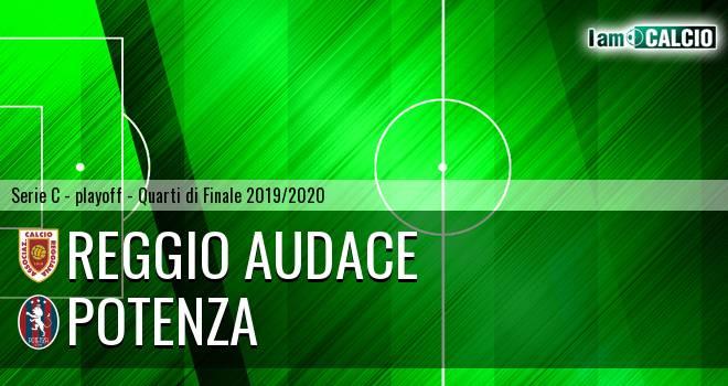 Reggio Audace - Potenza