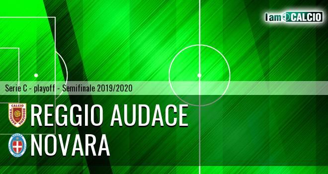 Reggiana 1919 - Novara 2-1. Cronaca Diretta 17/07/2020