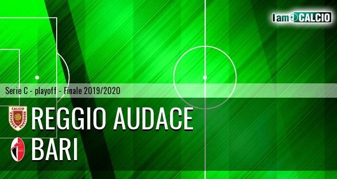 Reggiana 1919 - Bari 1-0. Cronaca Diretta 22/07/2020