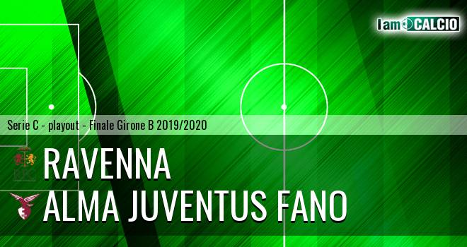 Ravenna - Alma Juventus Fano