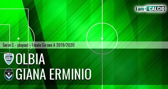 Olbia - Giana Erminio
