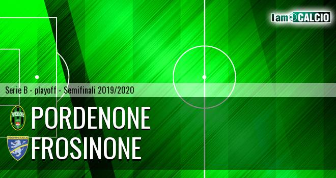 Pordenone - Frosinone