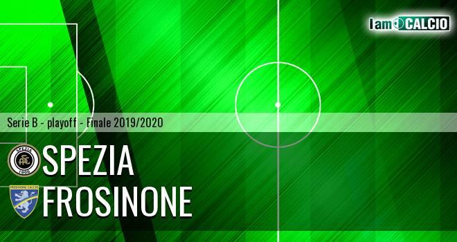 Spezia - Frosinone