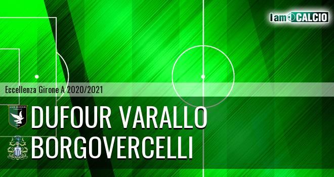 Dufour Varallo - Borgovercelli