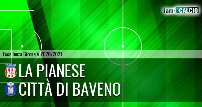 La Pianese - Città di Baveno