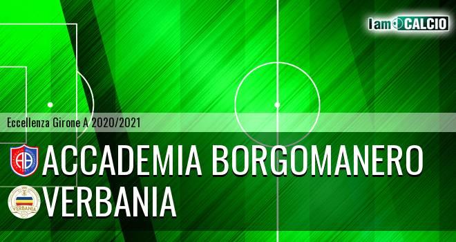 Accademia Borgomanero - Verbania