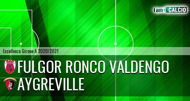 Fulgor Ronco Valdengo - Aygreville