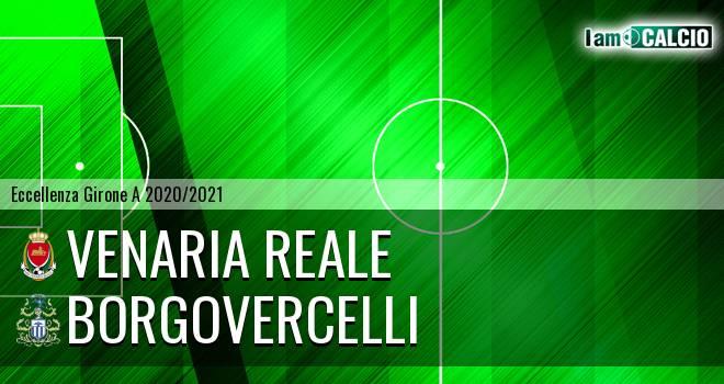 Venaria Reale - Borgovercelli