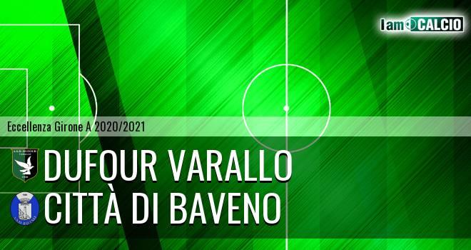 Dufour Varallo - Città di Baveno
