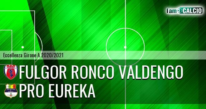 Fulgor Ronco Valdengo - Pro Eureka