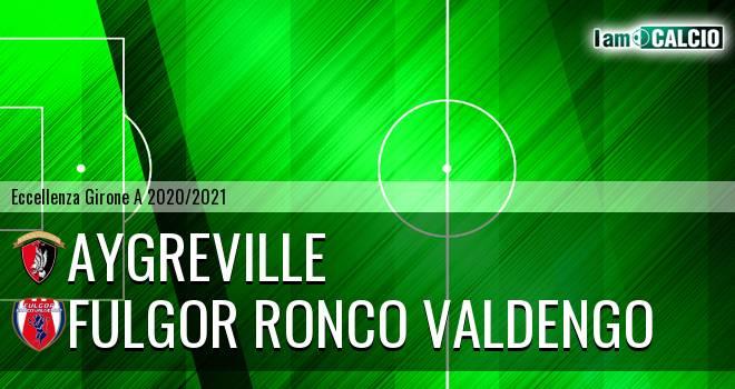 Aygreville - Fulgor Ronco Valdengo