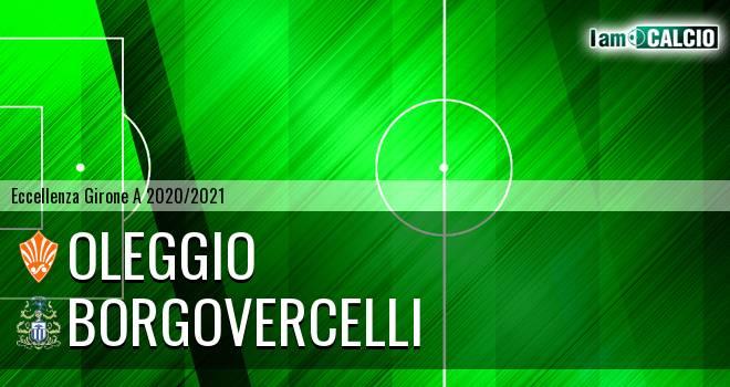 Oleggio - Borgovercelli