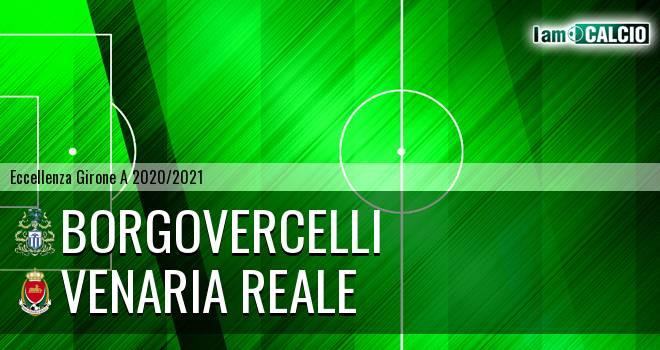 Borgovercelli - Venaria Reale