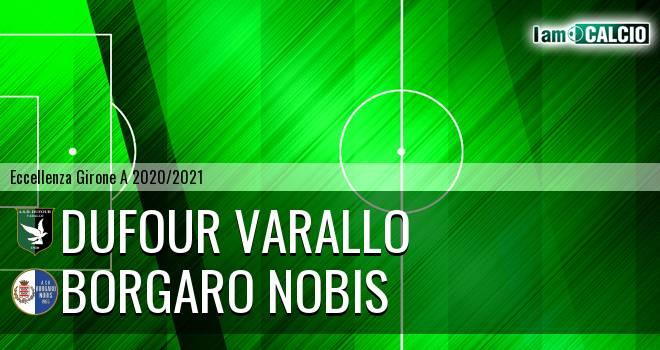 Dufour Varallo - Borgaro Nobis