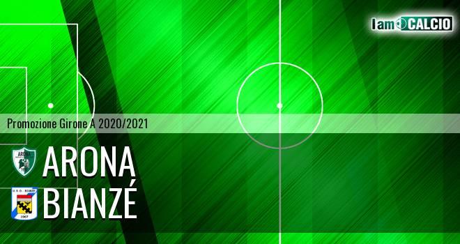 Arona - Bianzé