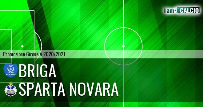 Briga - Sparta Novara