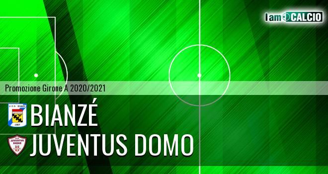 Bianzé - Juventus Domo