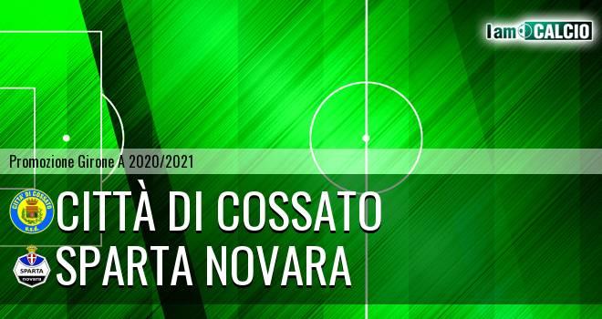 Città di Cossato - Sparta Novara