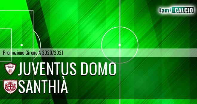 Juventus Domo - Santhià