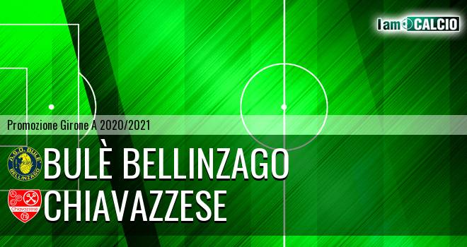 Bulè Bellinzago - Chiavazzese