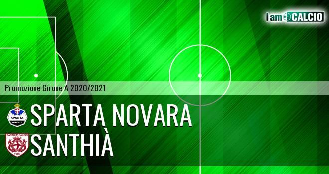 Sparta Novara - Santhià