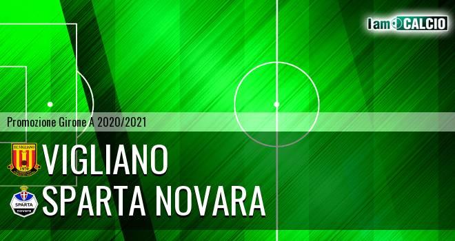 Vigliano - Sparta Novara