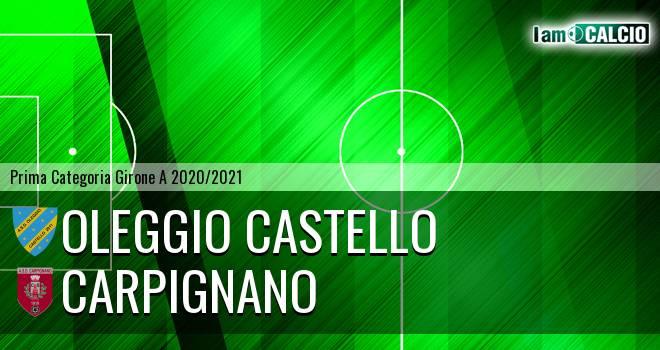 Oleggio Castello - Carpignano