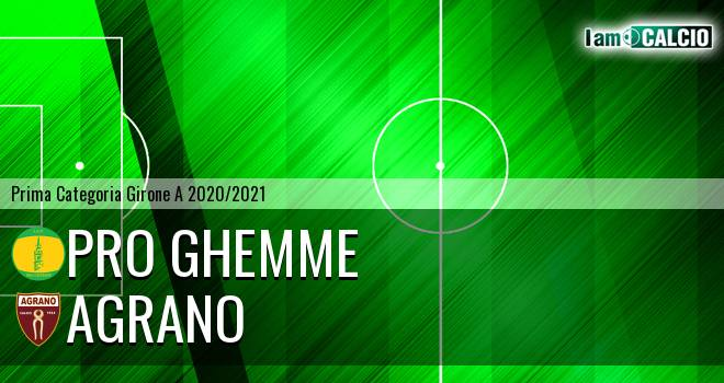 Pro Ghemme - Agrano