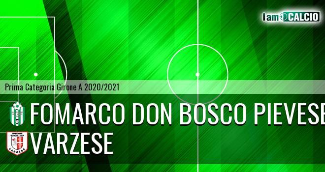 Fomarco Don Bosco Pievese - Varzese
