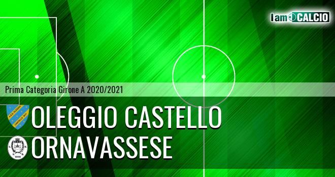 Oleggio Castello - Ornavassese