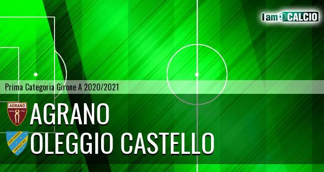 Agrano - Oleggio Castello