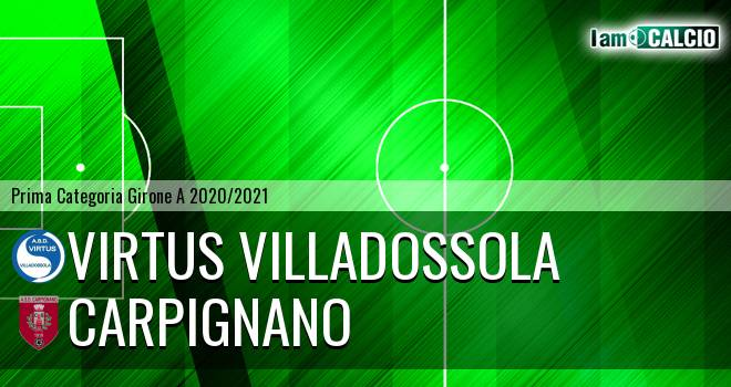 Virtus Villadossola - Carpignano