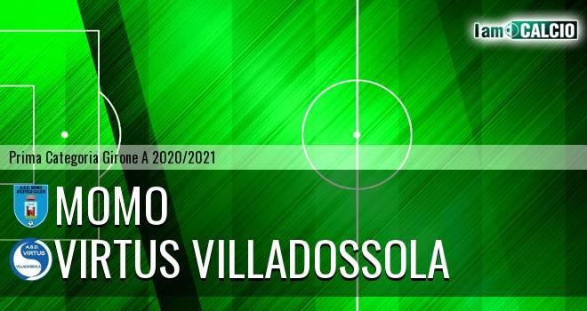 Momo - Virtus Villadossola