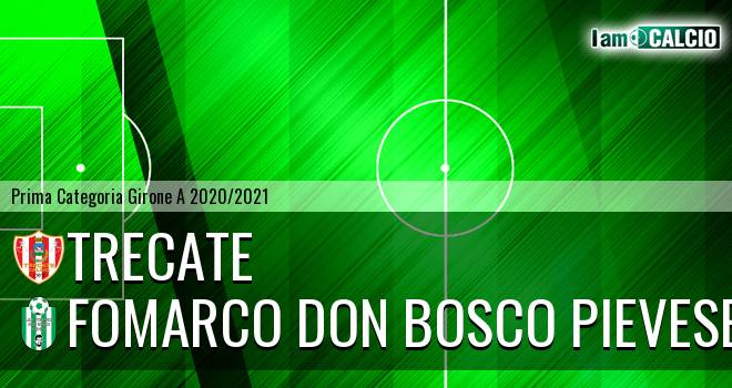 Trecate - Fomarco Don Bosco Pievese