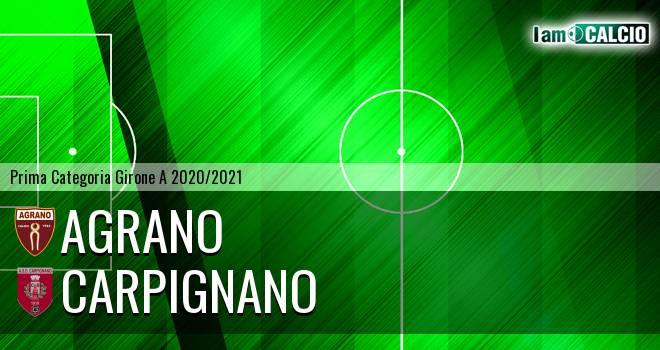 Agrano - Carpignano