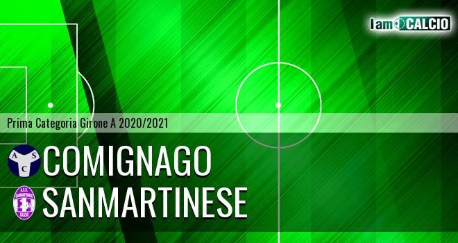 Comignago - Sanmartinese