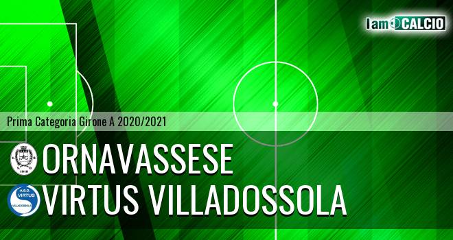 Ornavassese - Virtus Villadossola