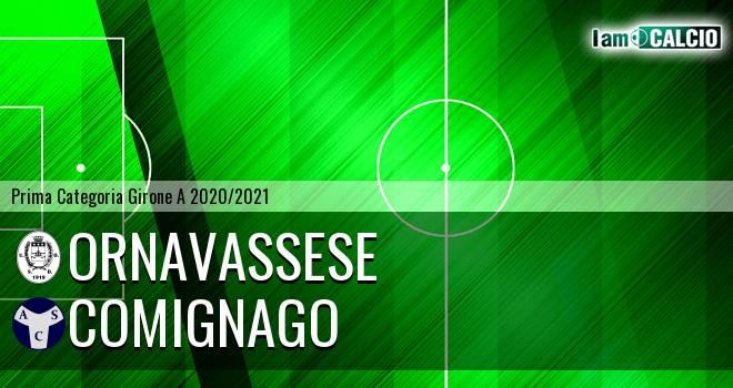 Ornavassese - Comignago