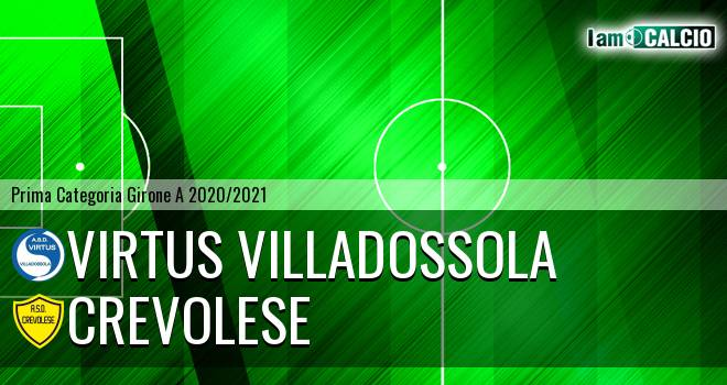 Virtus Villadossola - Crevolese