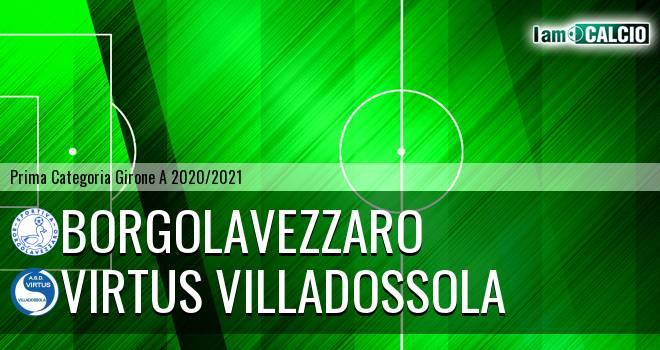 Borgolavezzaro - Virtus Villadossola