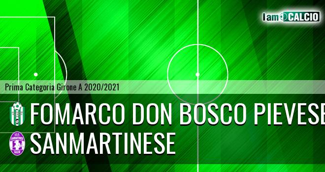 Fomarco Don Bosco Pievese - Sanmartinese
