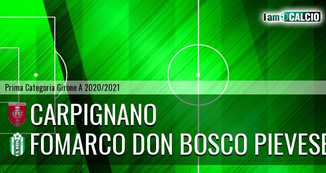 Carpignano - Fomarco Don Bosco Pievese