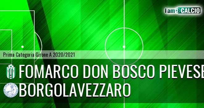 Fomarco Don Bosco Pievese - Borgolavezzaro