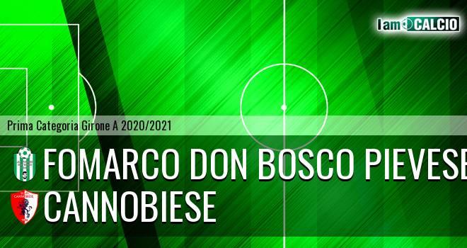 Fomarco Don Bosco Pievese - Cannobiese