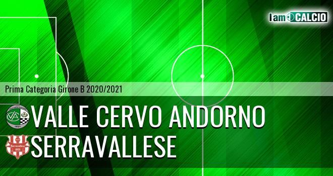 Valle Cervo Andorno - Serravallese