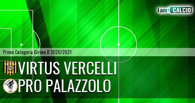 Virtus Vercelli - Pro Palazzolo