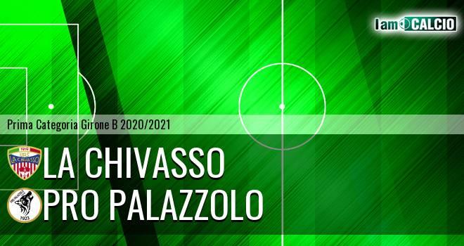 La Chivasso - Pro Palazzolo