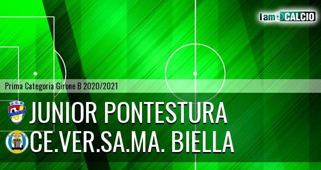 Junior Pontestura - Ce.Ver.Sa.Ma. Biella