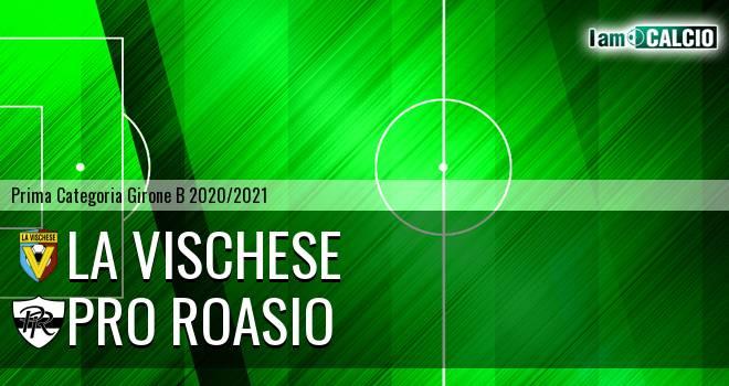La Vischese - Pro Roasio